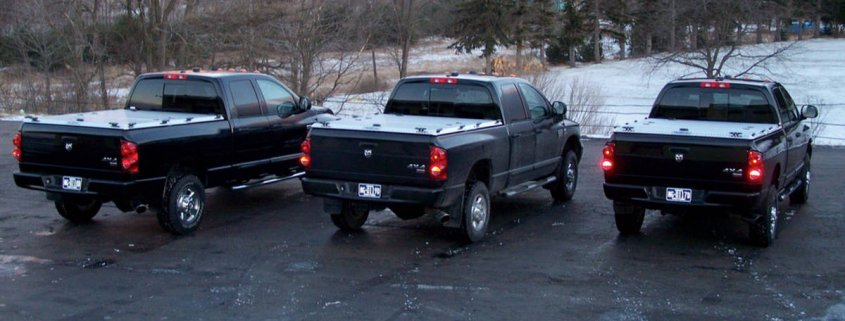 Best Tri Fold Tonneau Covers