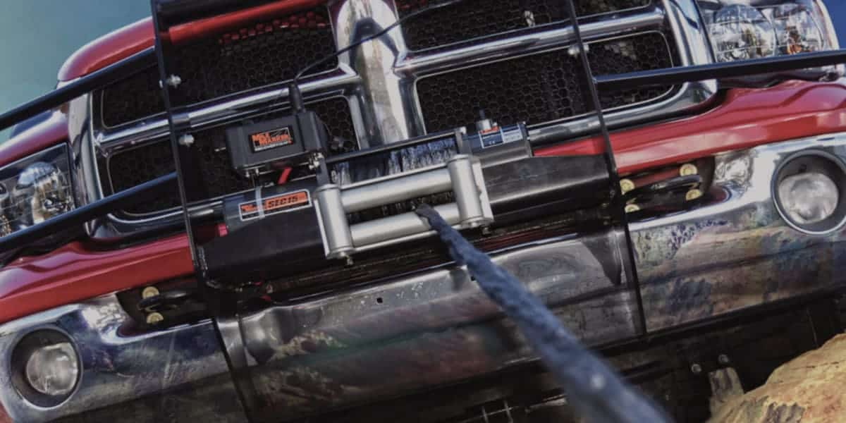 Best Rated Truck Winches