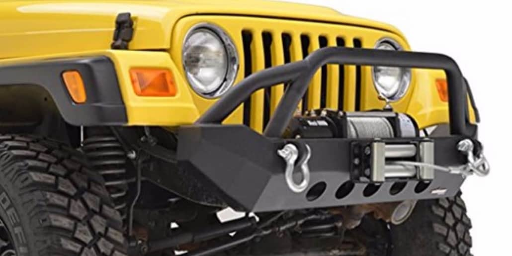 Winch For Jeep >> Best Winches And Winch Plates For Jeep Wrangler 2019 Top 11 Reviews