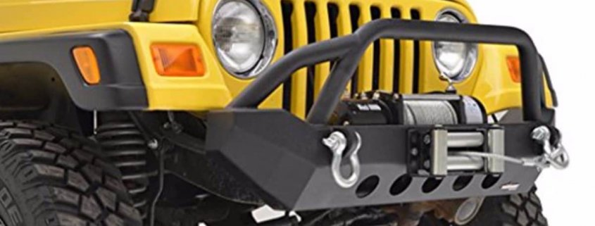 Best Rated Winches for Jeep Wrangler