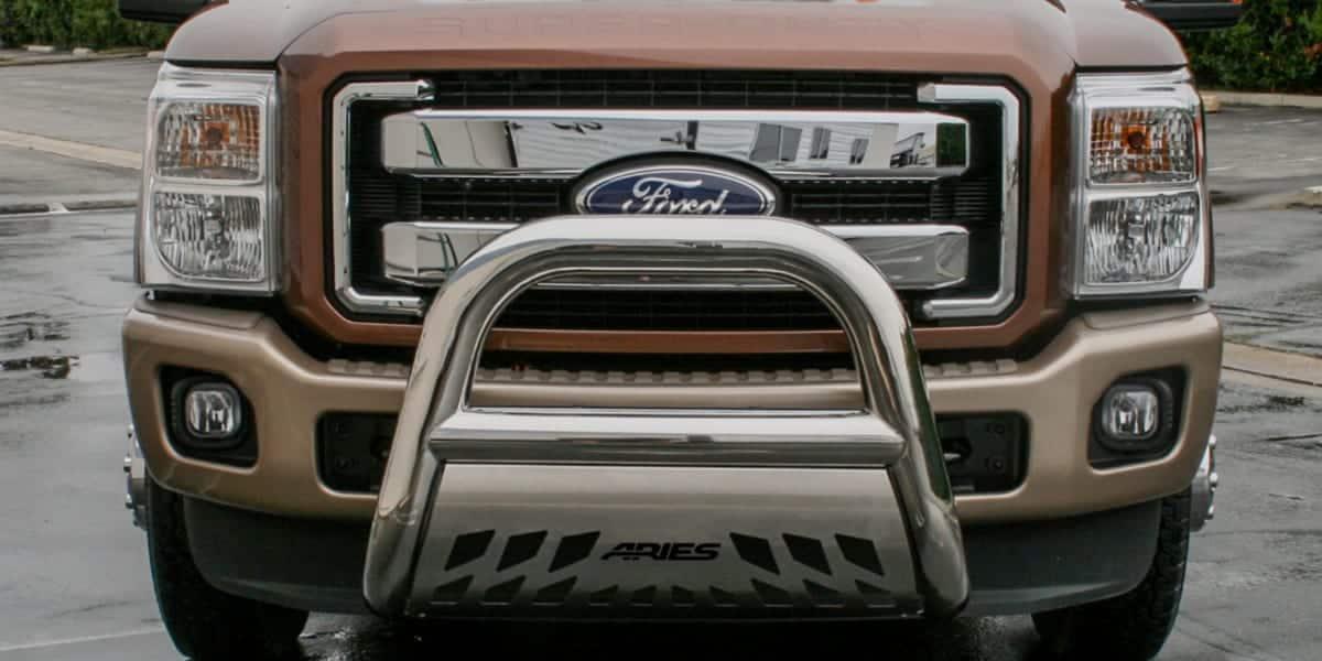 Best Bull Bars For Trucks