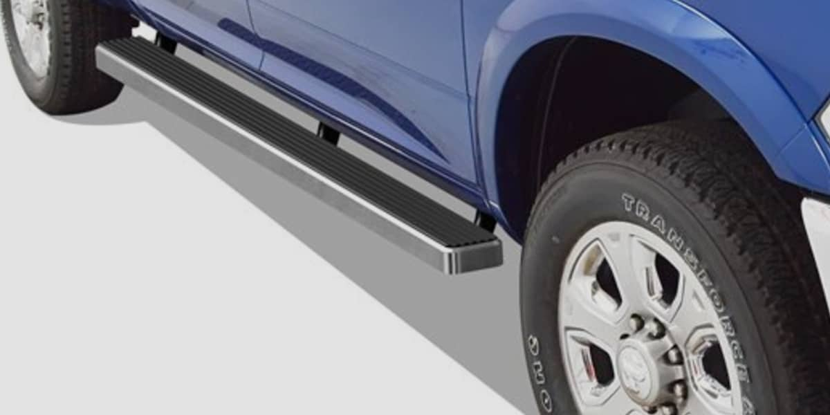 Best Nerf Bar Running Boards
