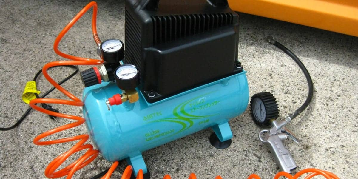 Best Truck Air Compressor