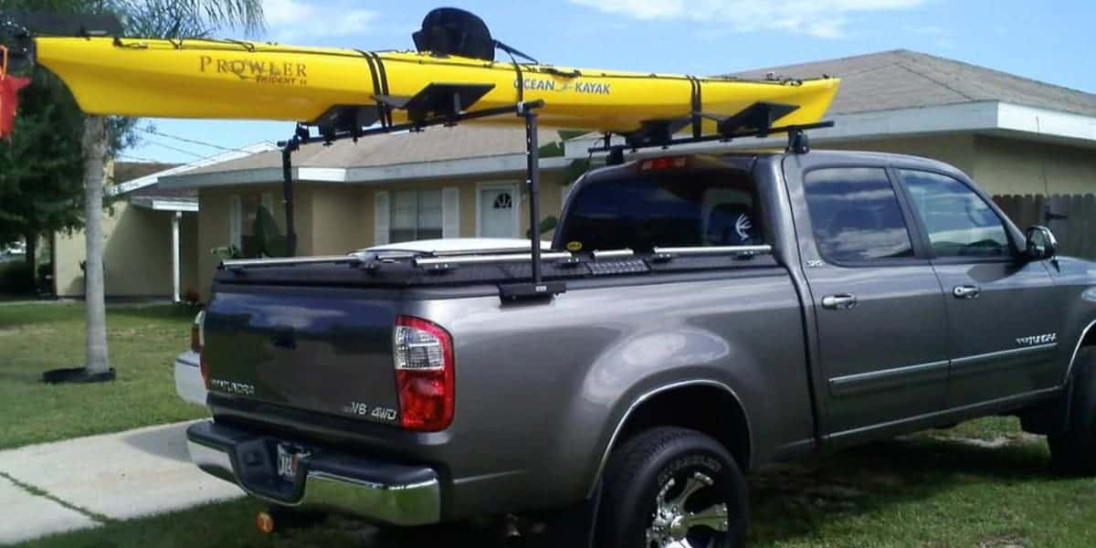 Best Truck Kayak Racks