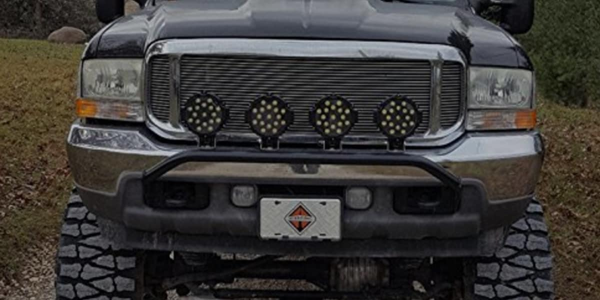 Best Truck Led Fog Lights